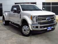 Used 2017 Ford F-450 Lariat 4X4 Dually Crew Cab Long Bed Truck in Yucca Valley