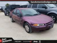 1999 Dodge Stratus Sedan in San Antonio