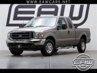 2003 Ford F-250 SD XL SuperCab 2WD