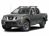 2018 Nissan Frontier PRO-4X Truck Crew Cab For Sale in Madison, WI