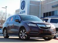 2014 Acura MDX MDX with Advance and Entertainment Packages