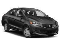 New 2019 Mitsubishi Mirage G4 ES FWD Sedan