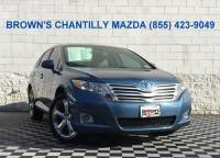 2010 Toyota Venza w/Navigation, Pano Roof, and Premium Package in Chantilly