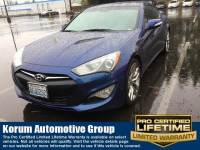 Used 2015 Hyundai Genesis Coupe 3.8 Ultimate Coupe V6 for Sale in Puyallup near Tacoma