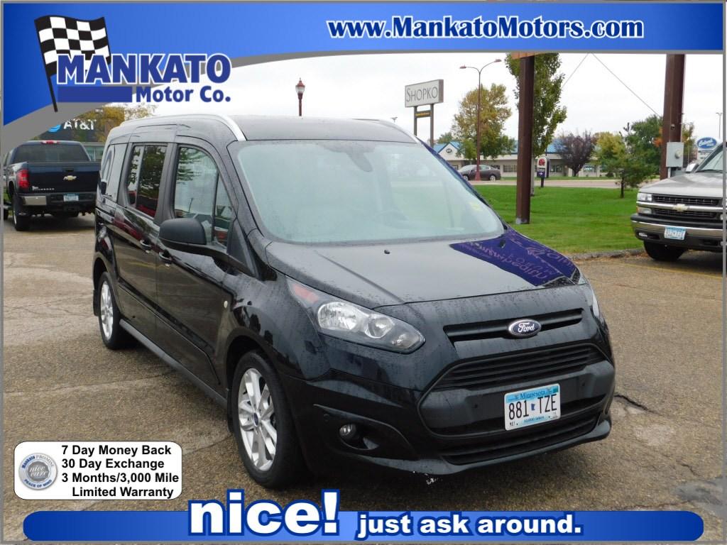 Photo 2015 Ford Transit Connect Wagon XLT XLT LWB Mini-Van wRear Liftgate in Mankato, Minnesota
