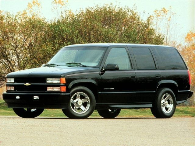 Photo 2000 Chevrolet Tahoe Limited SUV