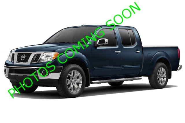 Photo Used 2016 Nissan Frontier PRO-4X Pickup