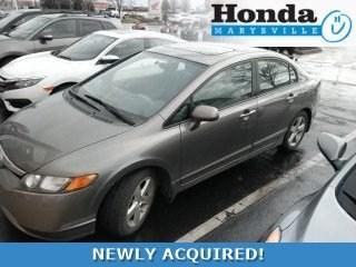 Photo Used 2008 Honda Civic EX Sedan