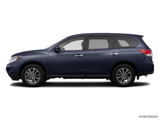 Photo Used 2014 Nissan Pathfinder S SUV