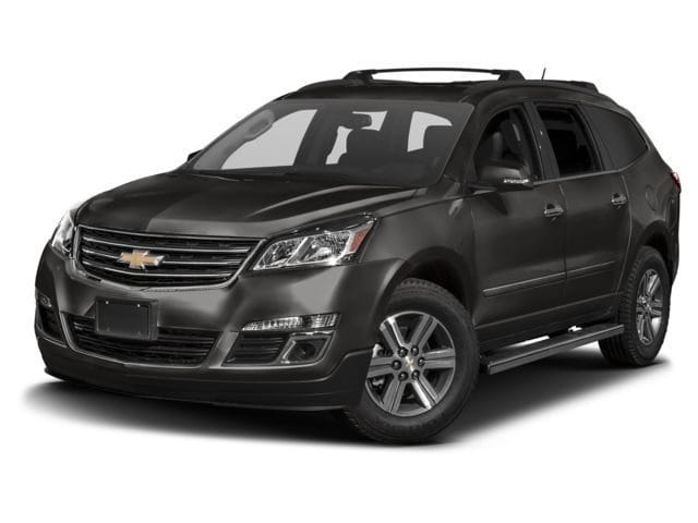 Photo Used 2017 Chevrolet Traverse LT AWD LT w2LT for Sale in Waterloo IA