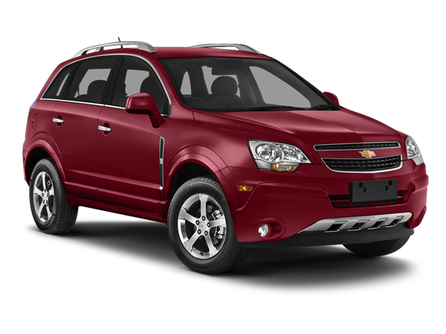 Photo Pre-Owned 2014 Chevrolet Captiva Sport 2LS FWD 4D Sport Utility