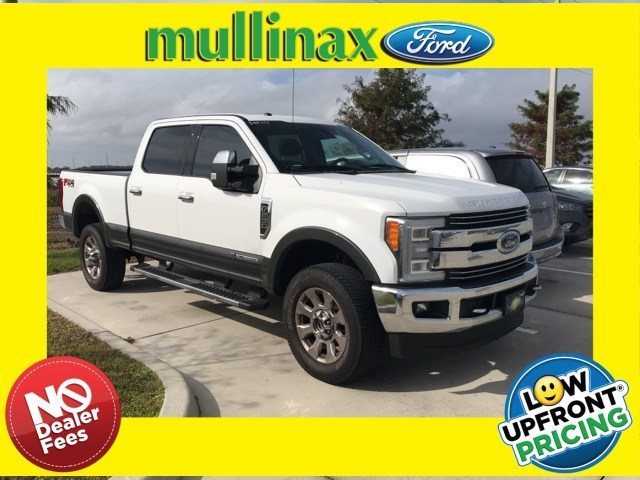 Photo Used 2017 Ford F-250 Lariat Loaded Truck Crew Cab V-8 cyl in Kissimmee, FL