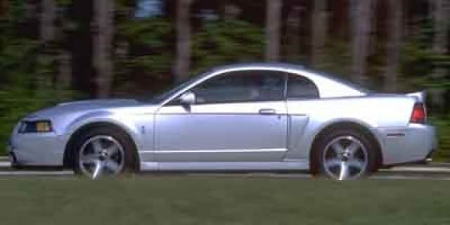 Photo 2003 Ford Mustang Cobra Coupe V8 DOHC 32V Supercharged