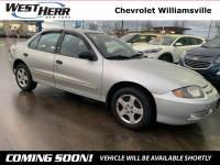 2004 Chevrolet Cavalier LS Sedan