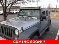2015 Jeep Wrangler Unlimited Unlimited Sport