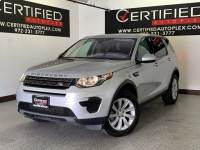 2017 Land Rover Discovery Sport SE NAVIGATION REAR CAMERA REAR PARKING AID LEATHER SEATS BLUETOOTH KEYLESS