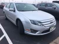 PRE-OWNED 2012 FORD FUSION SEL FWD 4D SEDAN