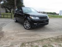 Certified Used 2015 Land Rover Range Rover Sport Autobiography in Houston, TX