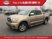 Used 2007 Toyota Tundra 4WD CrewMax Short Bed 5.7L Limited