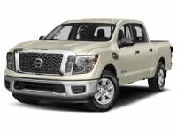 2017 Nissan Titan SL Crew Cab Pickup