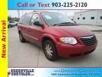 Used 2005 Chrysler Town & Country Touring Minivan