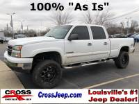 PRE-OWNED 2007 CHEVROLET SILVERADO 1500HD CLASSIC LT 4WD