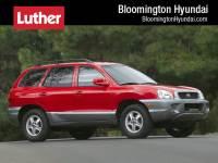 2004 Hyundai Santa Fe in Bloomington