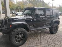 Pre-Owned 2012 Jeep Wrangler Unlimited Rubicon Four Wheel Drive SUV