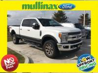 Used 2017 Ford F-250 Lariat Loaded! Truck Crew Cab V-8 cyl in Kissimmee, FL