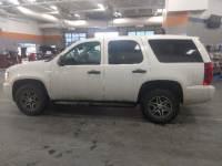 2011 Chevrolet Tahoe Police SUV Vortec V8 SFI Flex Fuel Iron Block