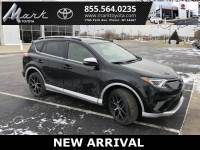 Used 2016 Toyota RAV4 SE All Wheel Drive w/Heated Leather Seats, Entune SUV in Plover, WI