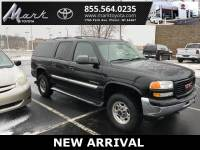 Used 2003 GMC Yukon XL SLT 2500 4X4 w/Heated Leather Seats, Remote Start, SUV in Plover, WI