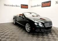 Pre-Owned 2013 Bentley W12 Continental GTC