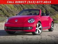 2017 Volkswagen Beetle Convertible Convertible