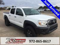 2014 Toyota Tacoma PreRunner Truck Double Cab