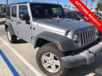 Used 2016 Jeep Wrangler Unlimited Sport in Torrance CA