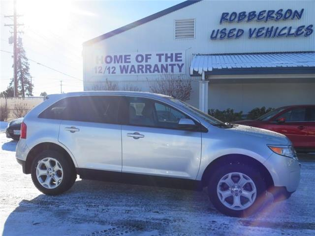 Photo Used 2014 Ford Edge SEL All-wheel Drive For Sale Bend, OR