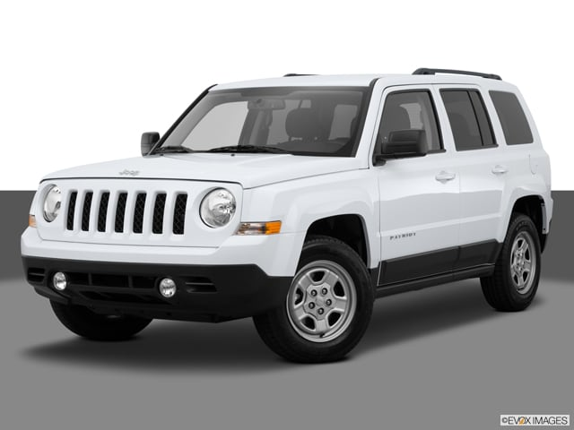 Photo Used 2015 Jeep Patriot SPORT SUV for sale in Barstow CA