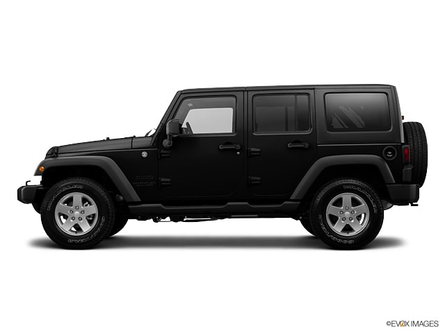 Photo Used 2013 Jeep Wrangler Unlimited WRANGLER UNLIMITED SPORT SUV for sale in Barstow CA