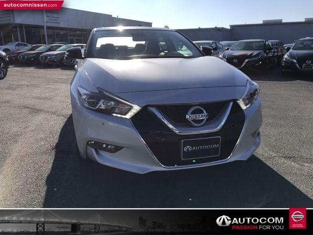 Photo Certified Used 2017 Nissan Maxima Platinum Sedan in San Leandro, CA