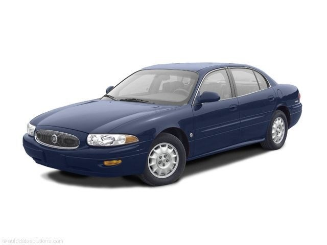 Photo Used 2002 Buick Lesabre Custom For Sale Streamwood, IL