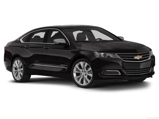Photo Used 2014 Chevrolet Impala LT Sedan  Farmington Hills, MI
