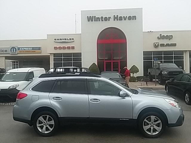 Photo 2014 Subaru Outback 2.5i SUV AWD  near Orlando FL