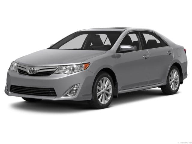 Photo 2013 Toyota Camry XLE Navigation, Sunroof  Push Button Start Sedan Front-wheel Drive 4-door