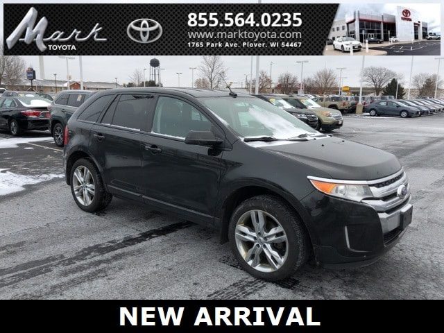 Photo Used 2013 Ford Edge SEL All Wheel Drive wHeated Leather Seats, Naviga SUV in Plover, WI