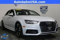 2017 Audi A4 2.0T Premium Plus Sedan in the Boston Area