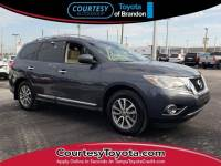 Pre-Owned 2013 Nissan Pathfinder SL SUV near Tampa FL
