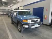 2012 Toyota FJ Cruiser Base SUV V6 DOHC VVT-i 24V