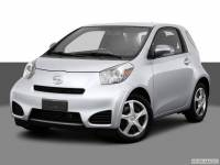 2013 Scion iQ Base Hatchback Front-wheel Drive