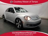 Pre-Owned 2013 Volkswagen Beetle 2.0T Turbo w/PZEV Hatchback in Jacksonville FL